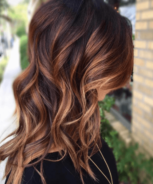 21 Beautiful Brown Balayage Hair Looks Youll Fall In Love With