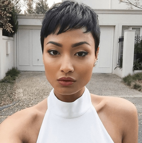 6 Of The Latest Short Hairstyles We Love From Instagram All Things