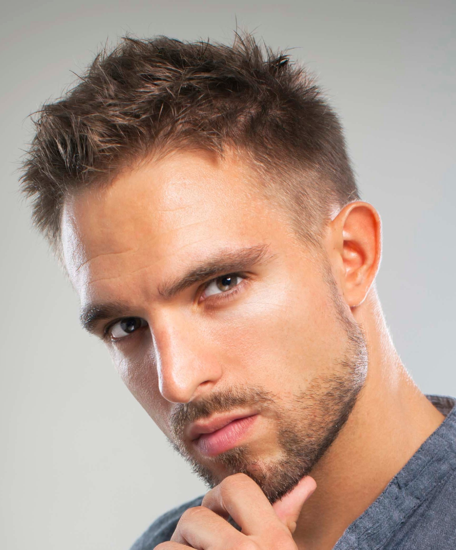 5 Of The Best Hairstyles For Men With Thin Hair