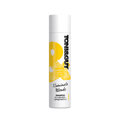 TONI&GUY Illuminate Blonde Shampoo