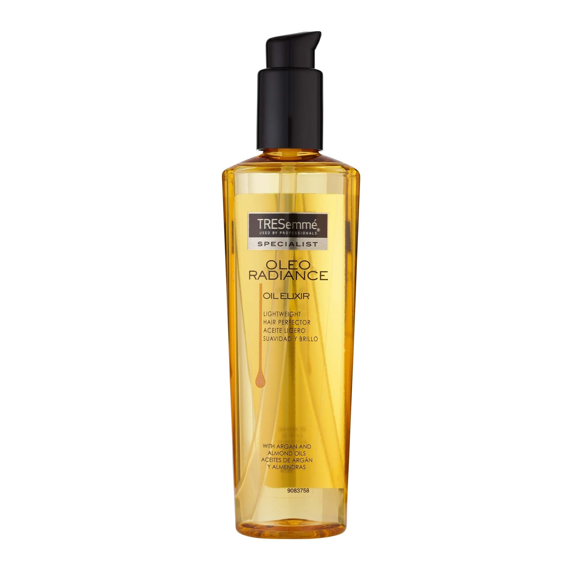 tresemme oleo radiance The best hair oil for dry hair
