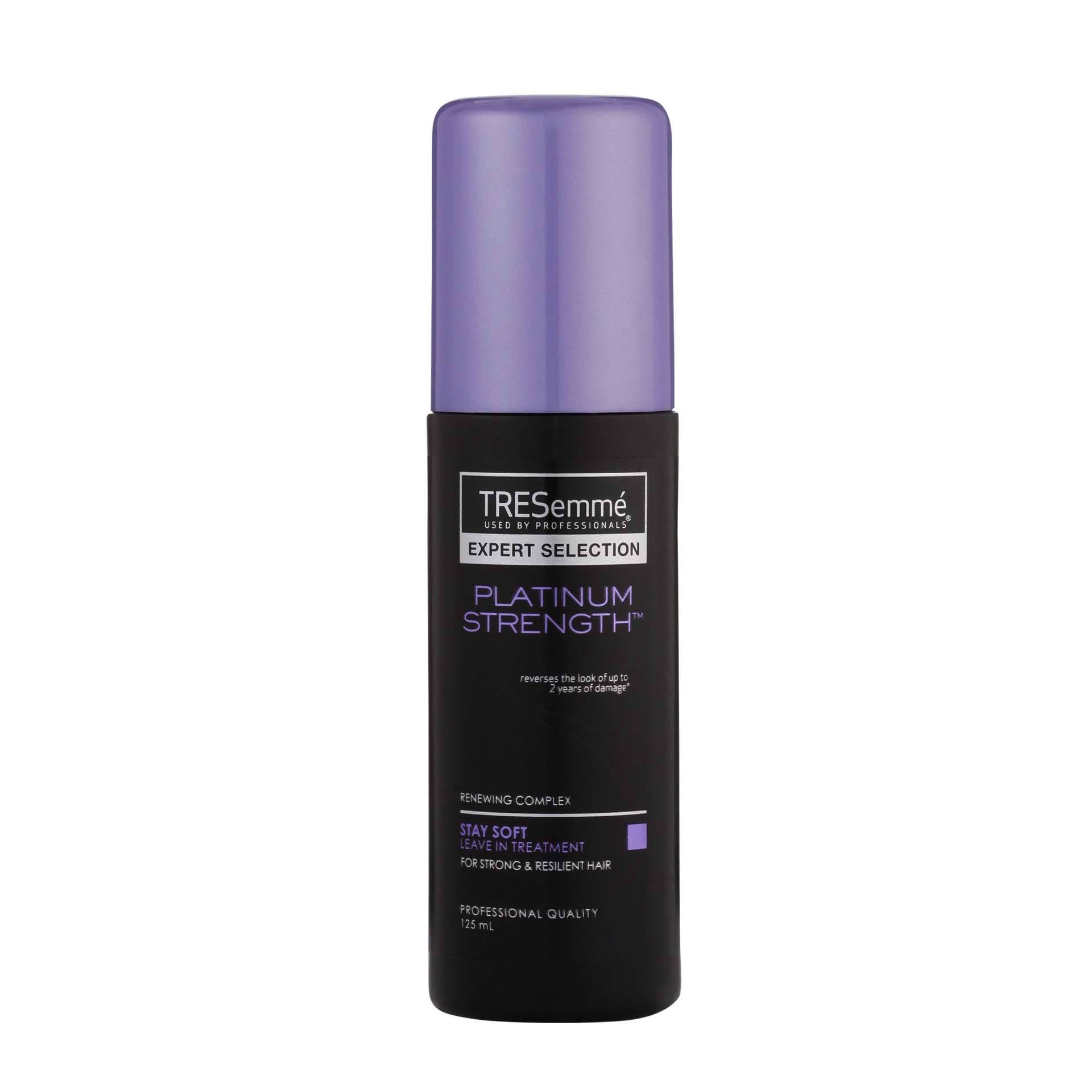 TRESemmé Platinum Strength Stay Soft Leave-In
