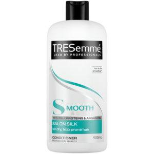 tresemme silky smooth conditioner