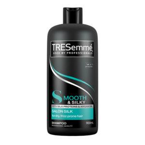 tresemme silky smooth shampoo