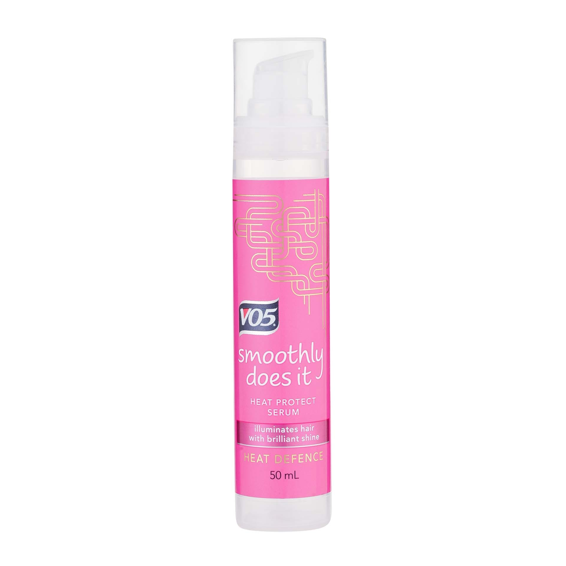 vo5 heat protect best product for frizzy hair