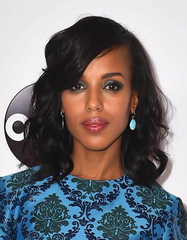 medium-hairstyles-Kerry-Washington