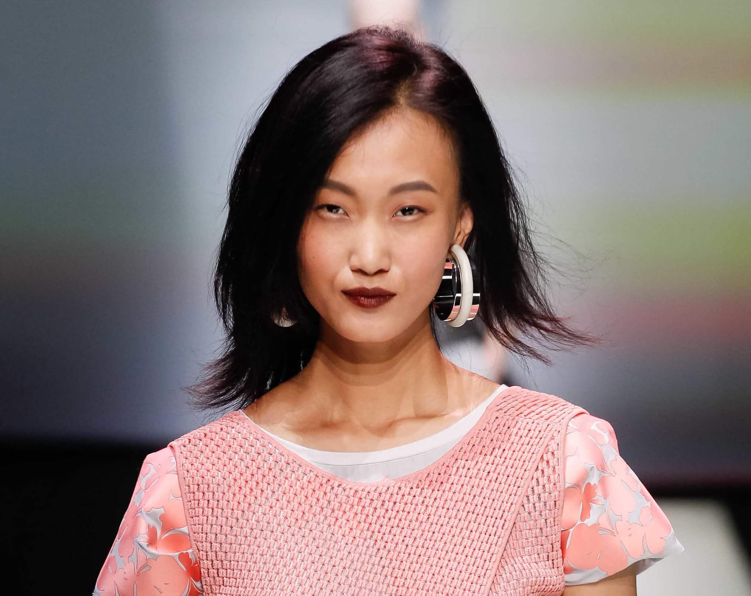 asymmetric cut short haircuts for long faces