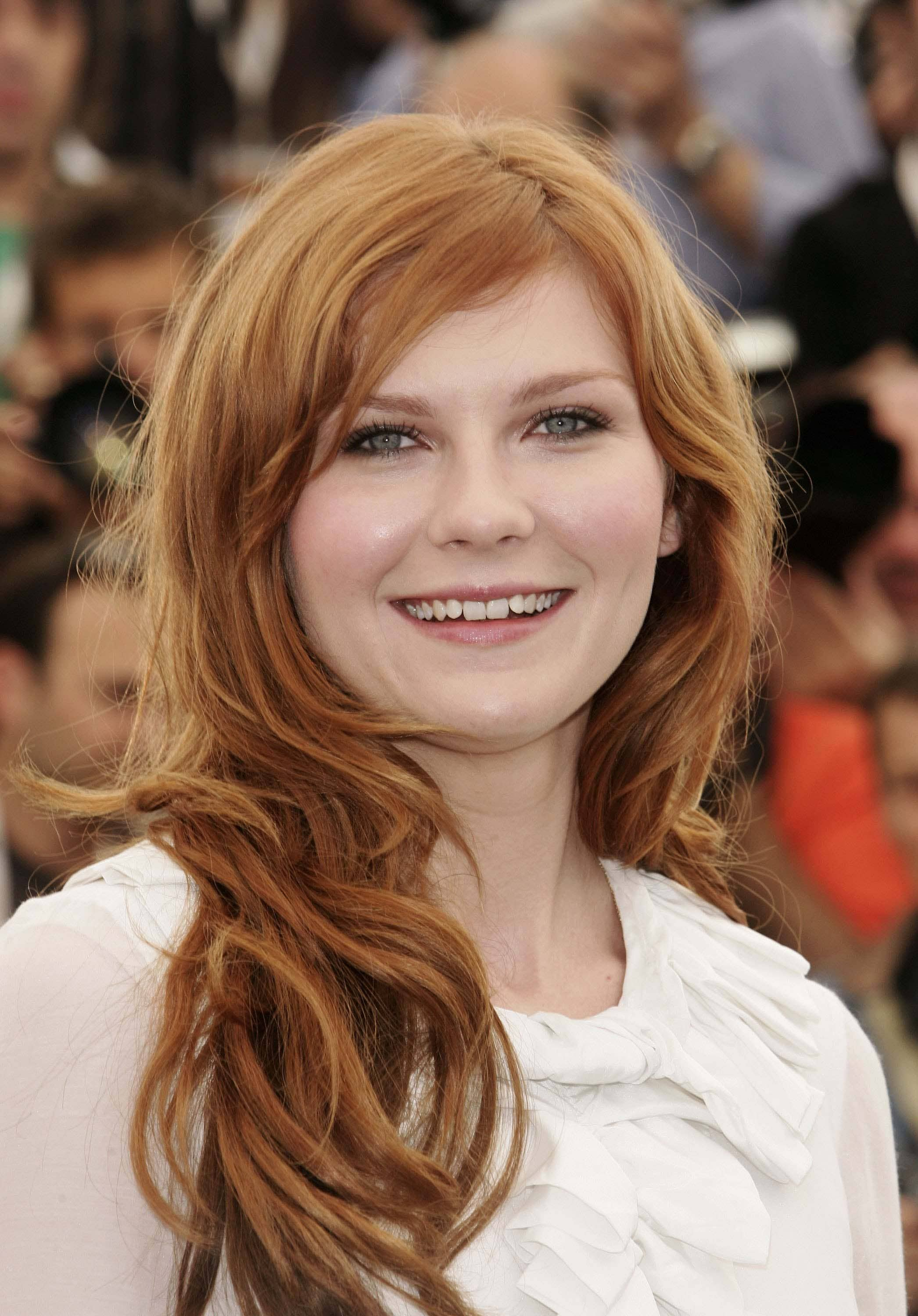 Kirsten Dunst Natural Hair Color