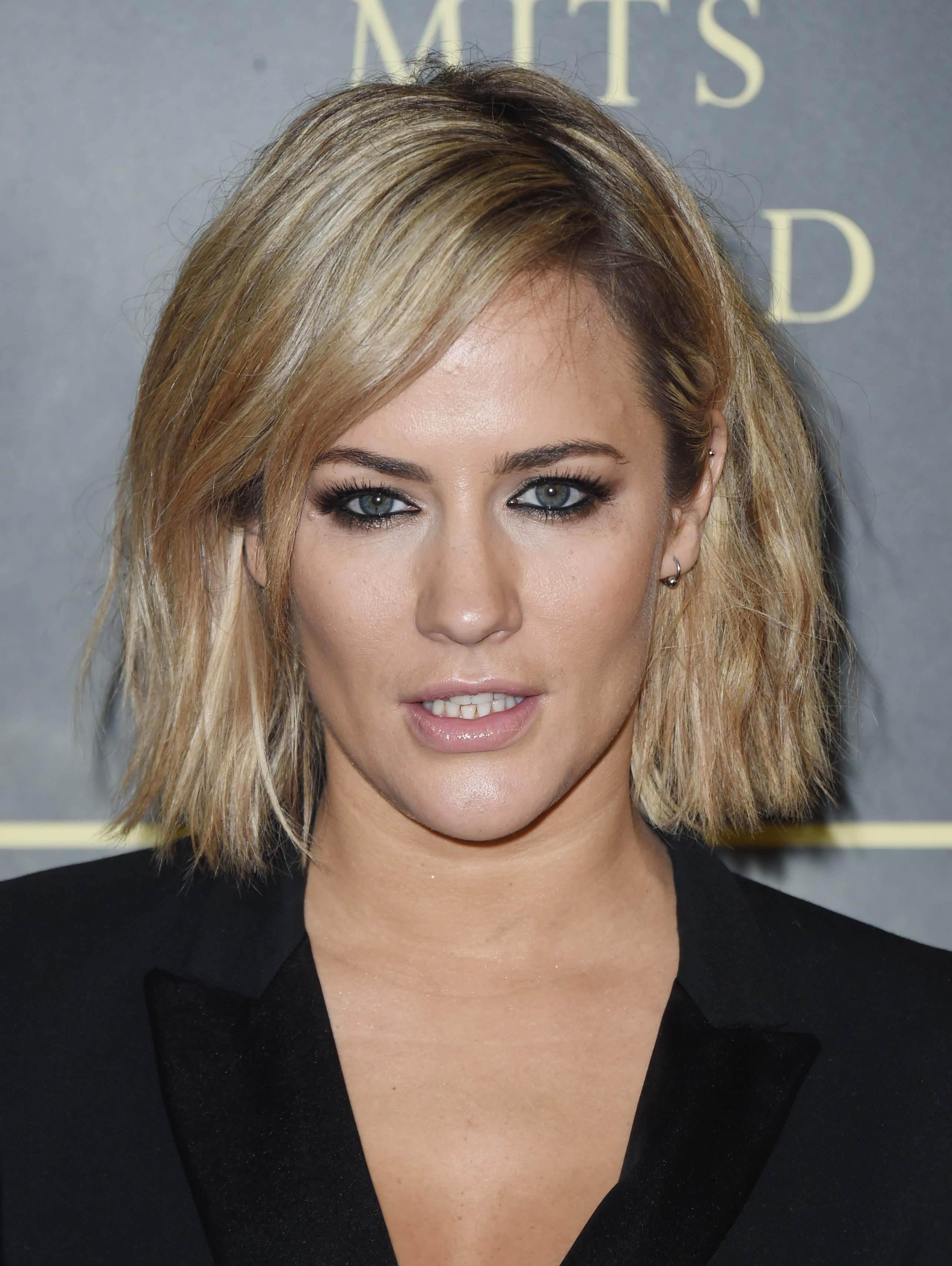 caroline flacks hair hair extensions blog hair tutorials hair collection of caroline flack bob haircut why blonde is