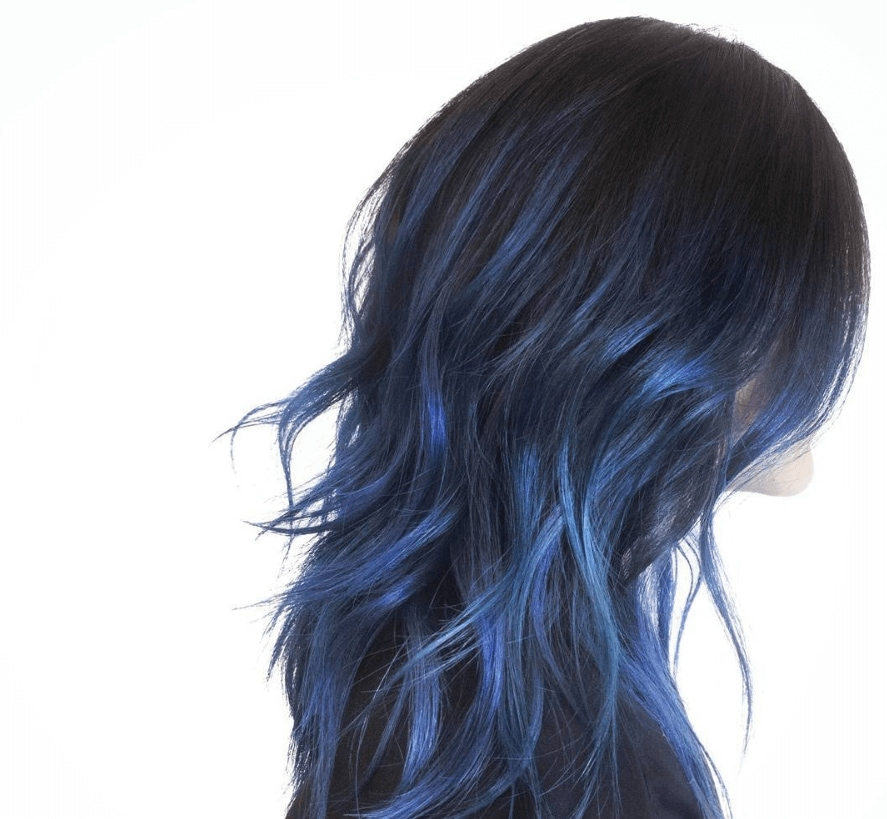Blue Ombre Hair Instagram Inspiration All Things Hair Uk