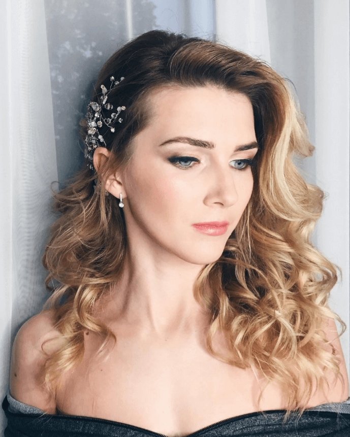 Big Wedding Hair: Bridal Hair Made Easy: 5 Foolproof Styles Perfect For Your