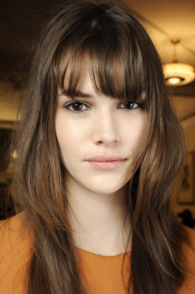 The Most Fashionable Hairstyles For Oblong Faces To Try Now All