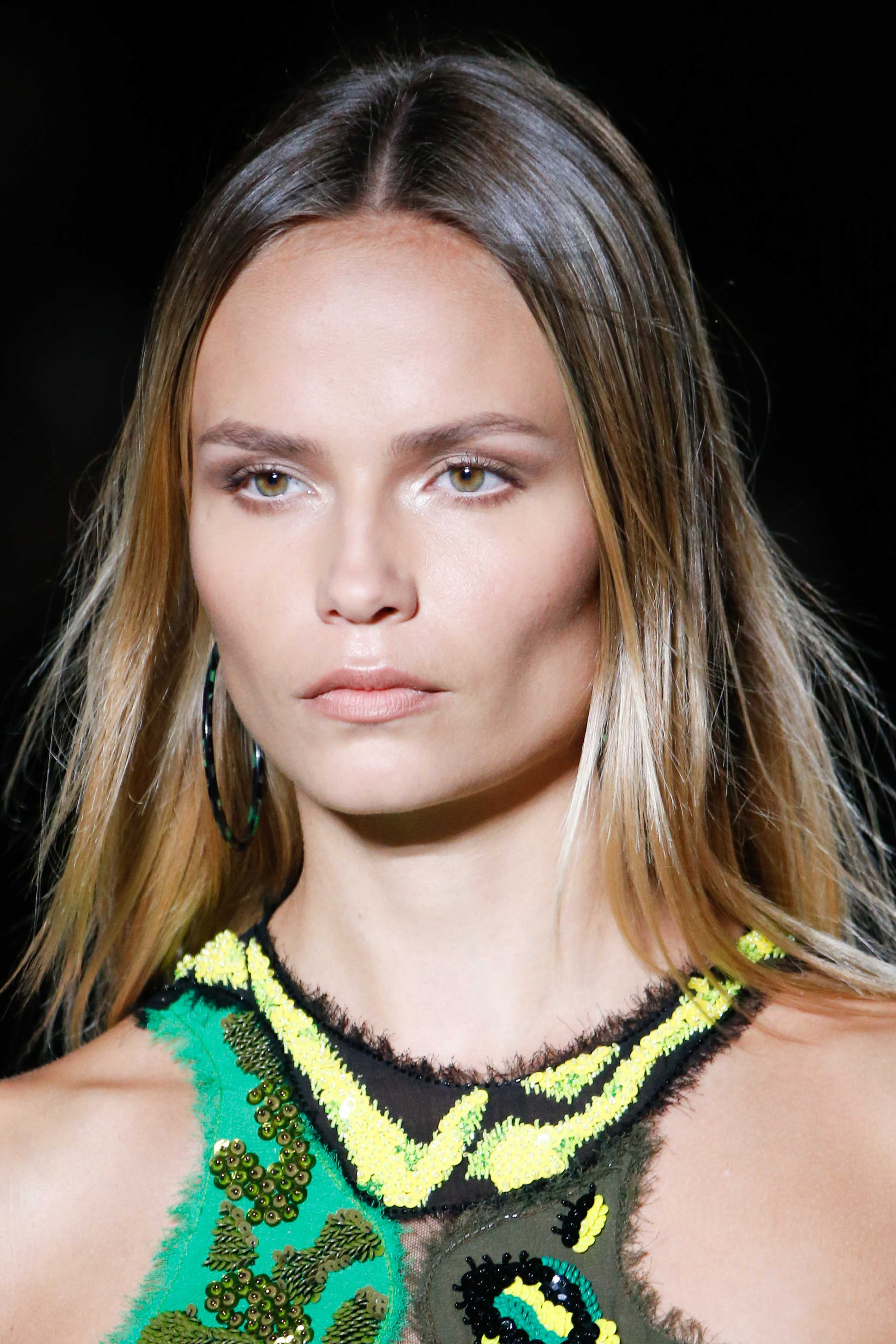 Ombre highlights: All Things Hair - IMAGE - mid toned medium hair