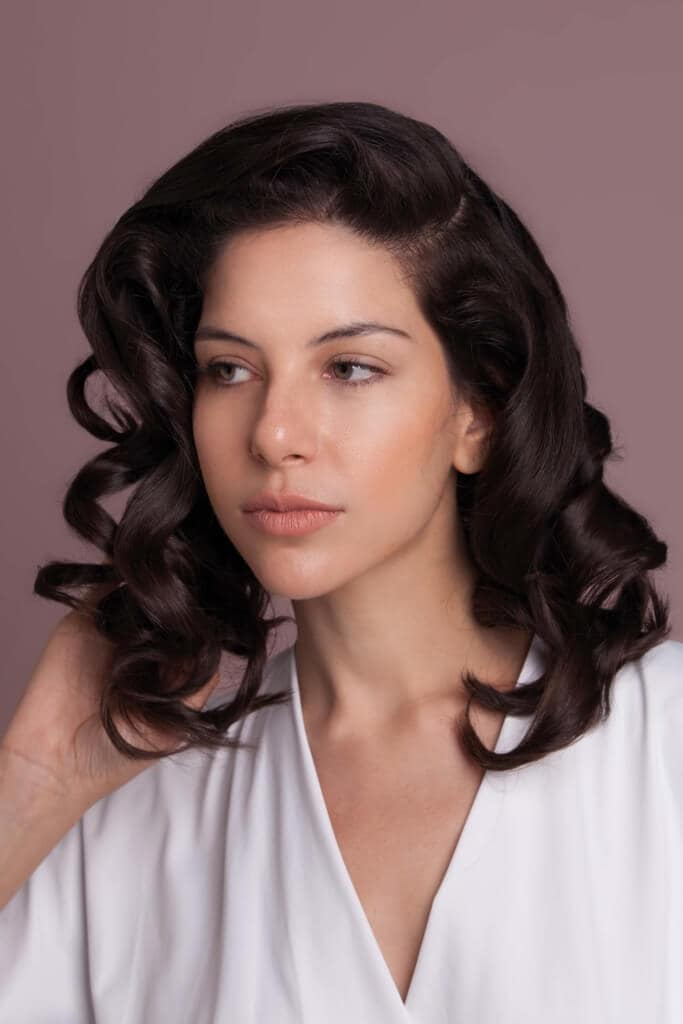 Vintage hairstyles for long hair that you can do yourself solutioingenieria Image collections