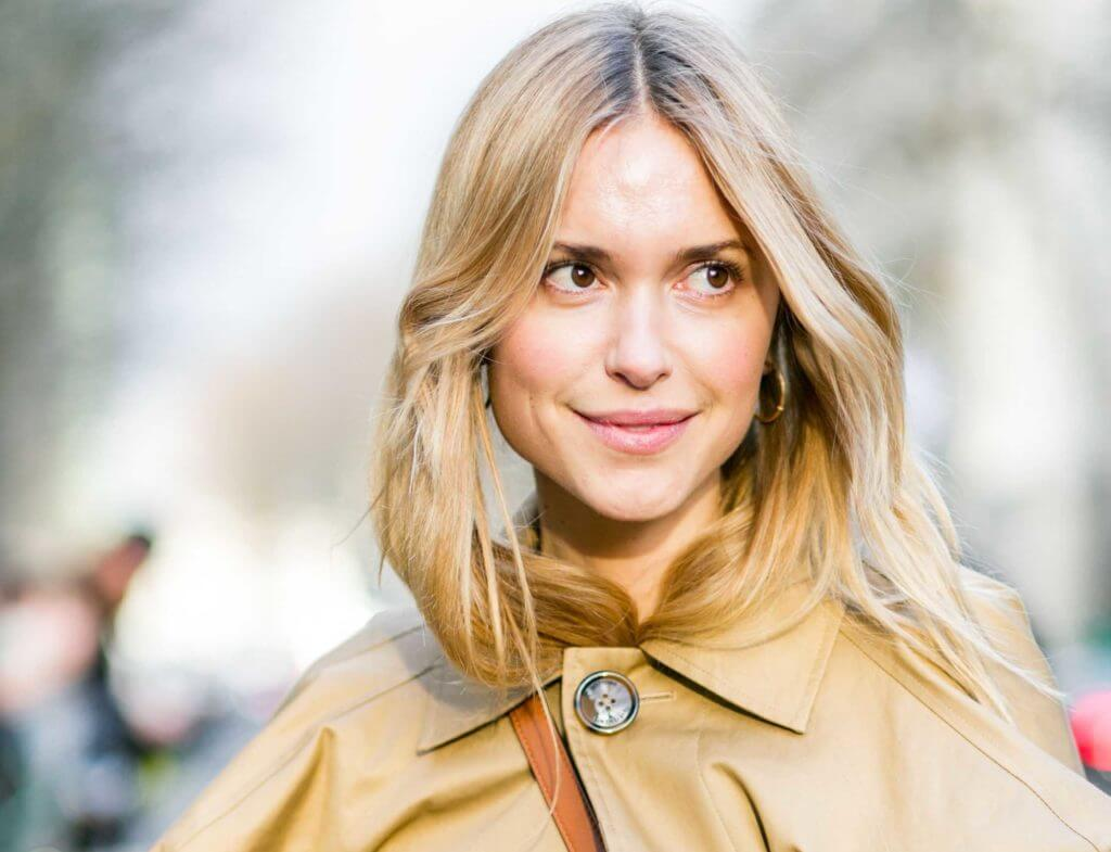 The most flattering hairstyles for a square face | All ...