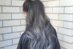 grey-ombre-hair-blue-highlights