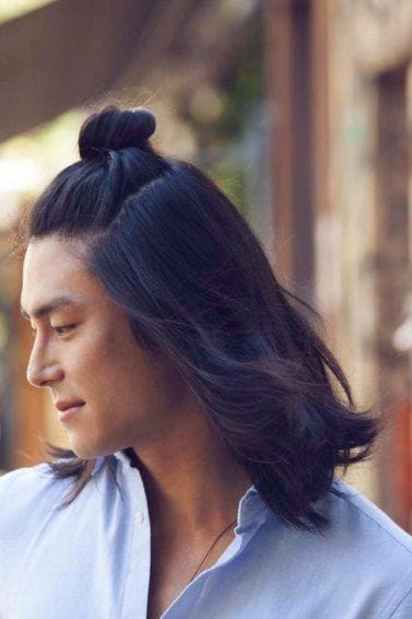 The Only Asian Man Bun Tutorial You Ll Need With Picture Gallery