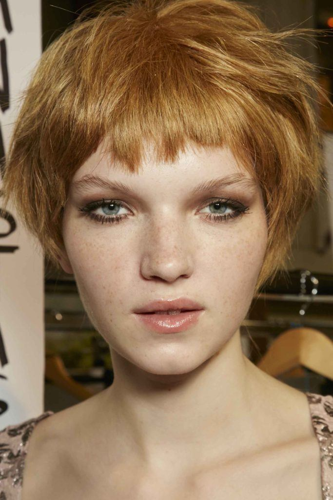 5 Cool Ways To Wear Short Bangs Plus Need To Know Styling Tips
