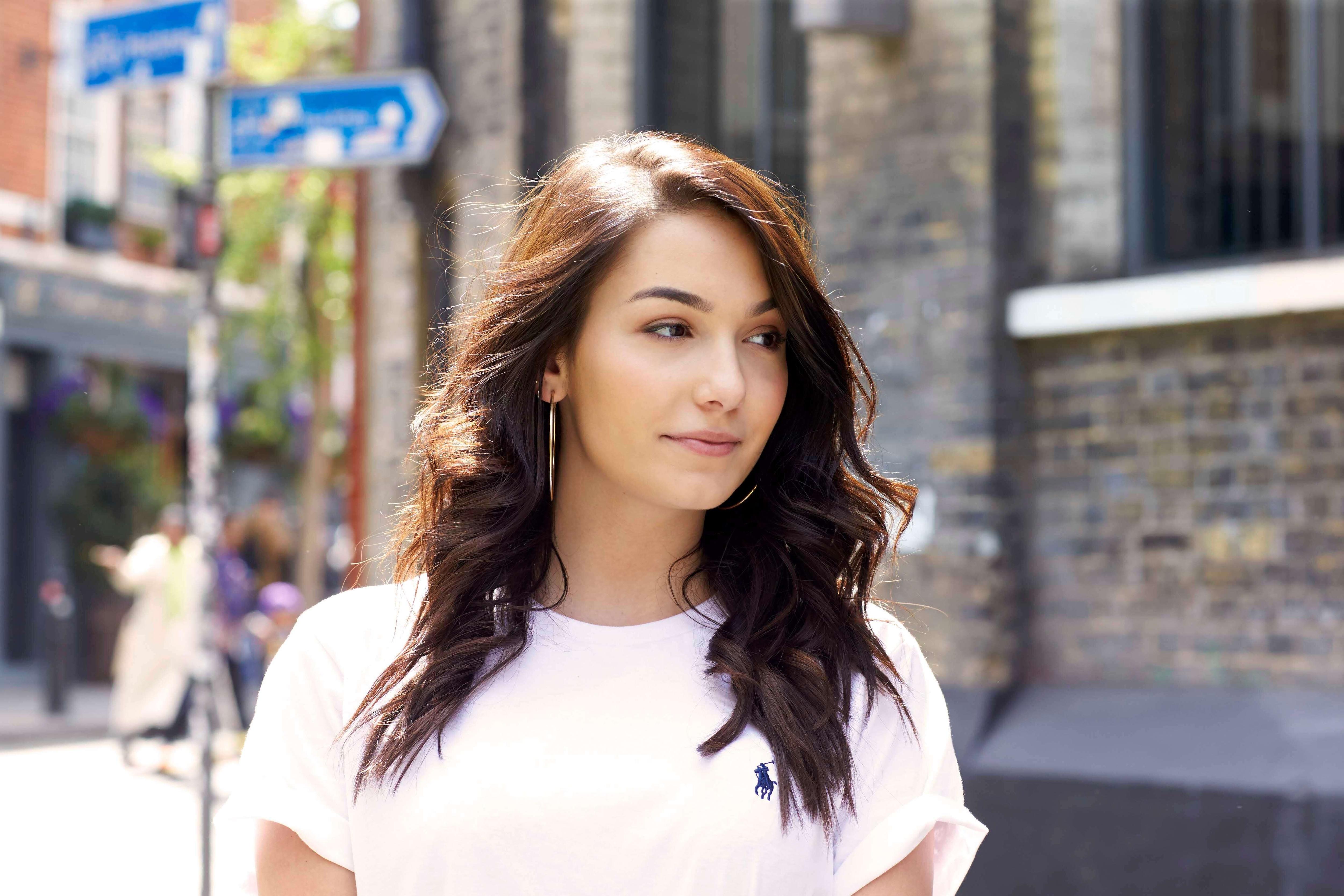 medium brown hair styles curls - image - all things hair