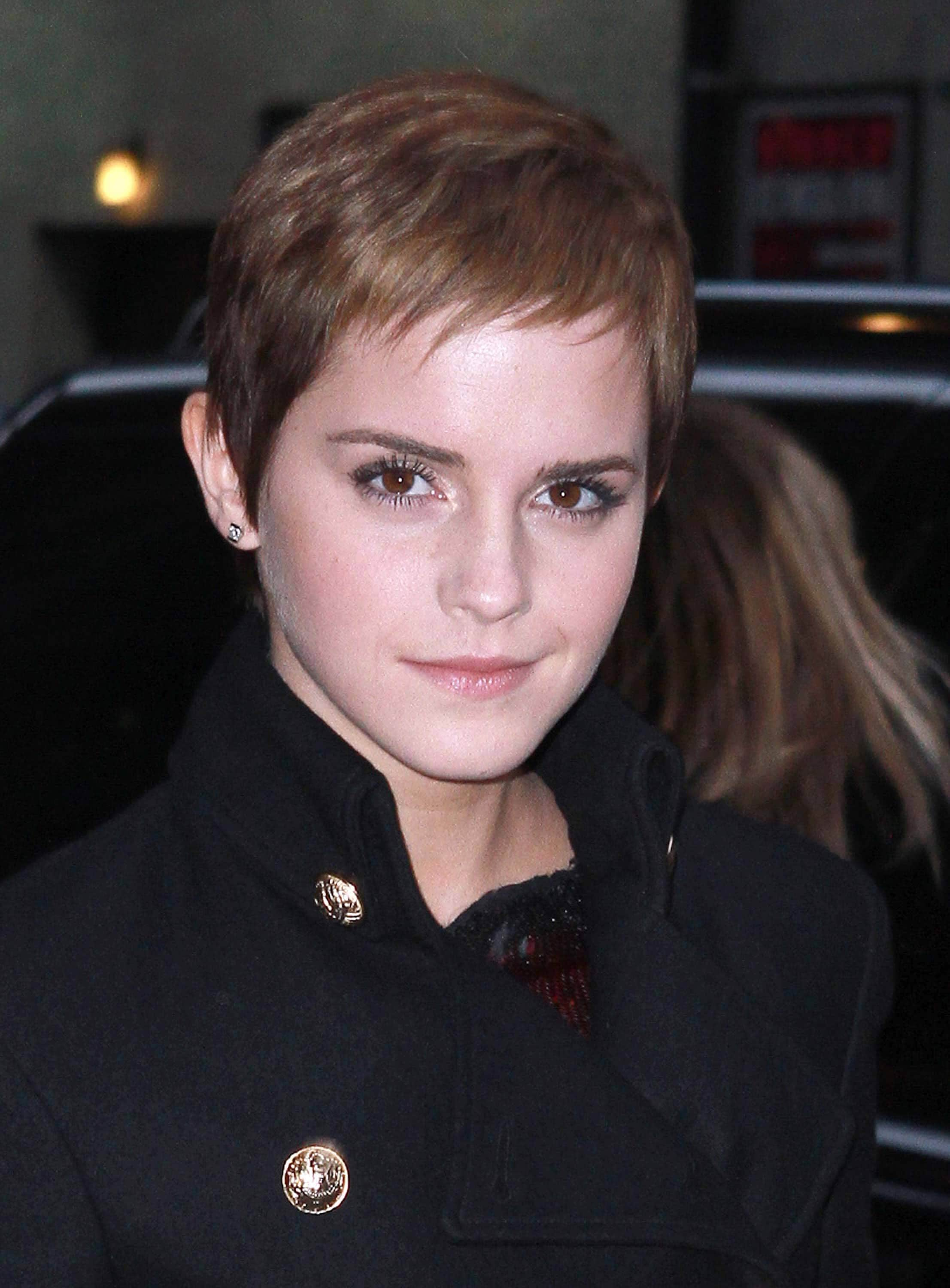 A History Of The Pixie Cut How This Short Crop Became Iconic
