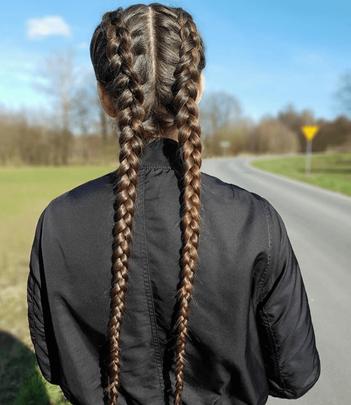 Hassle-free hairstyles for long thick hair you\'ll love