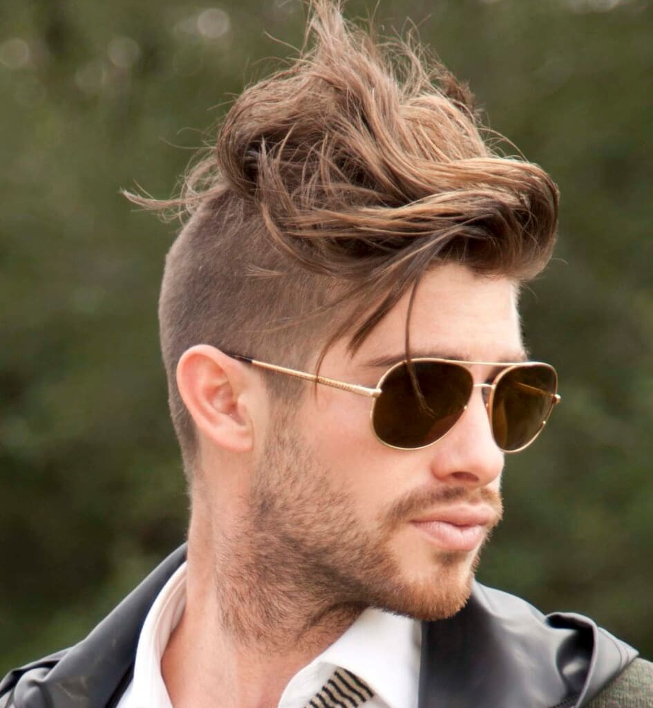 mohawk styles on hair mohawk hairstyle for 17 cool styles to inspire your 6216