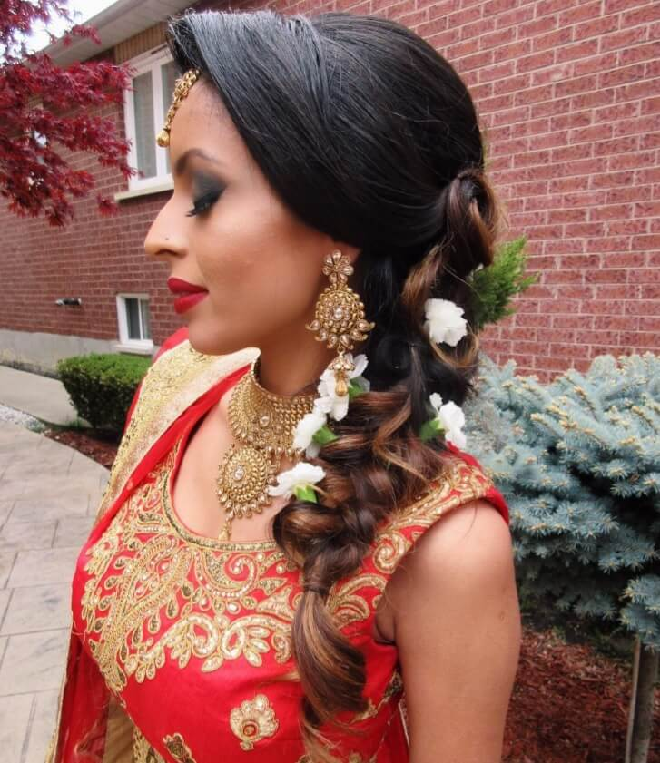 Groovy 7 Asian Bridal Hairstyles To Inspire Hairstyle Inspiration Daily Dogsangcom