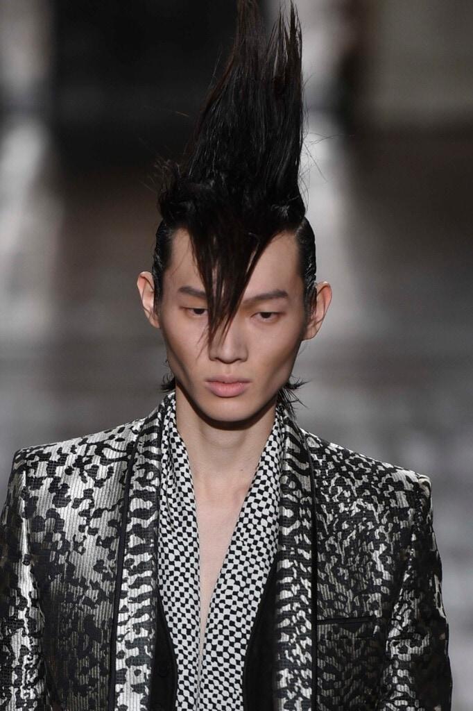asian for boys styles Hair