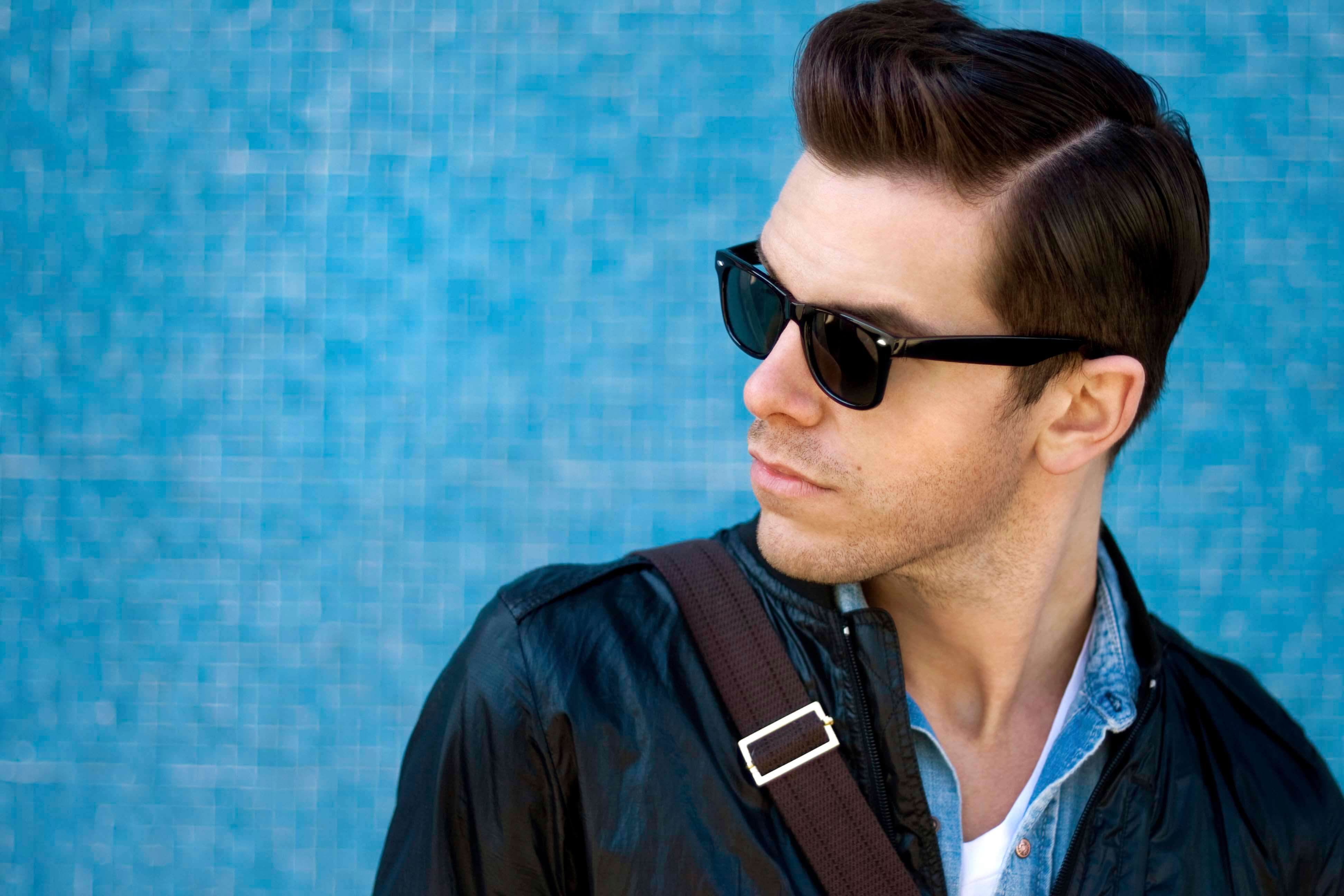 contemporary quiff hairstyle
