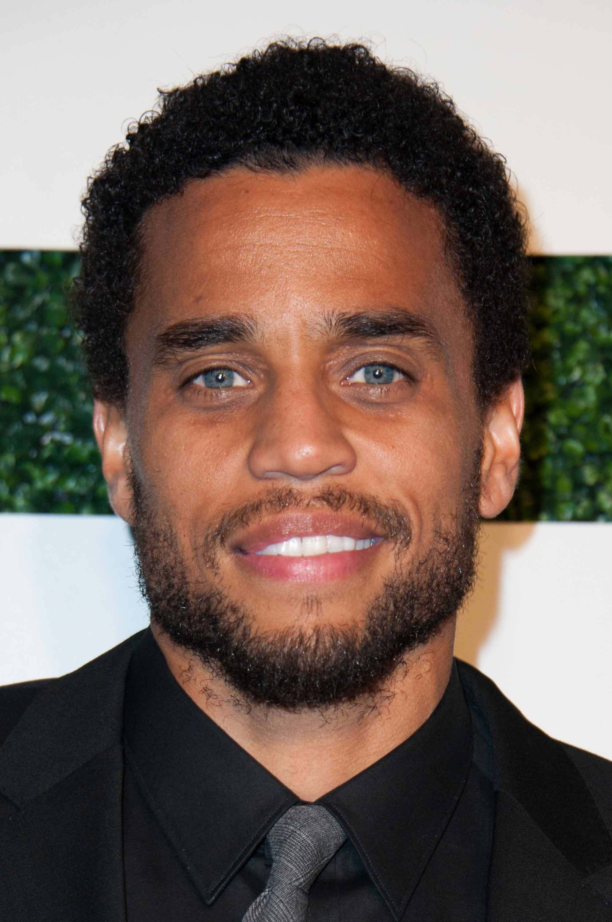 Curly hair: Men pulling it off - Michael Ealy. Credit: Getty Images