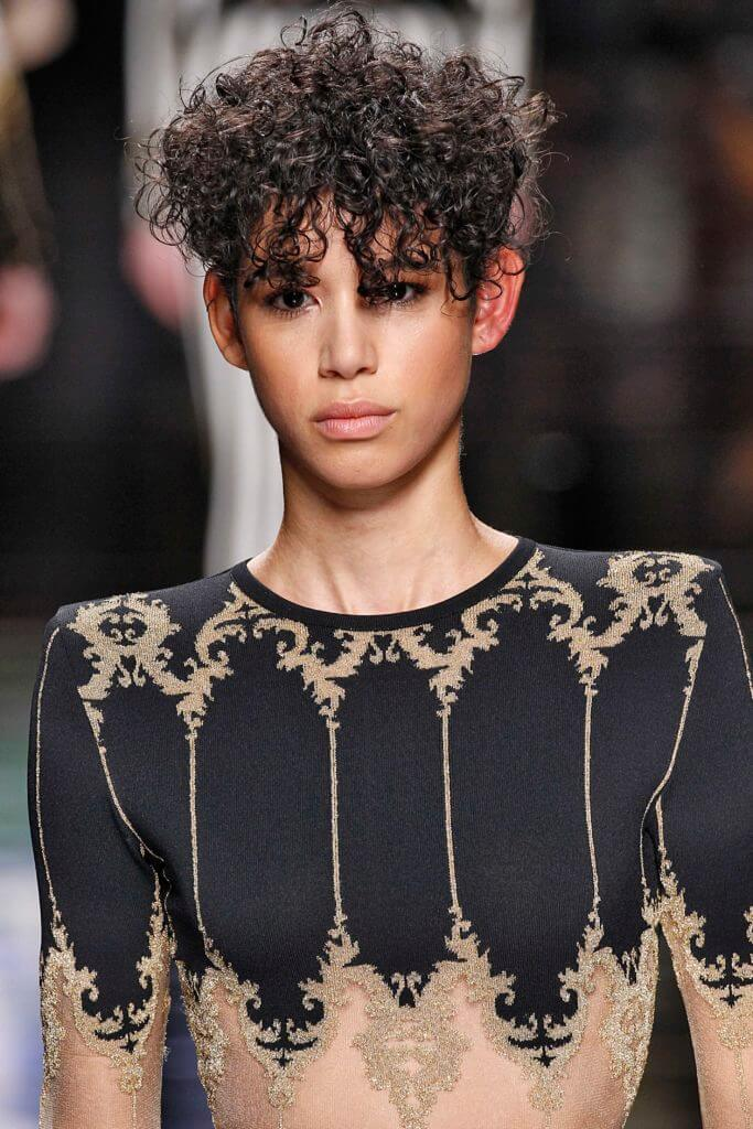Oval faces: Top 5 short haircuts for curly hair | All Things Hair UK