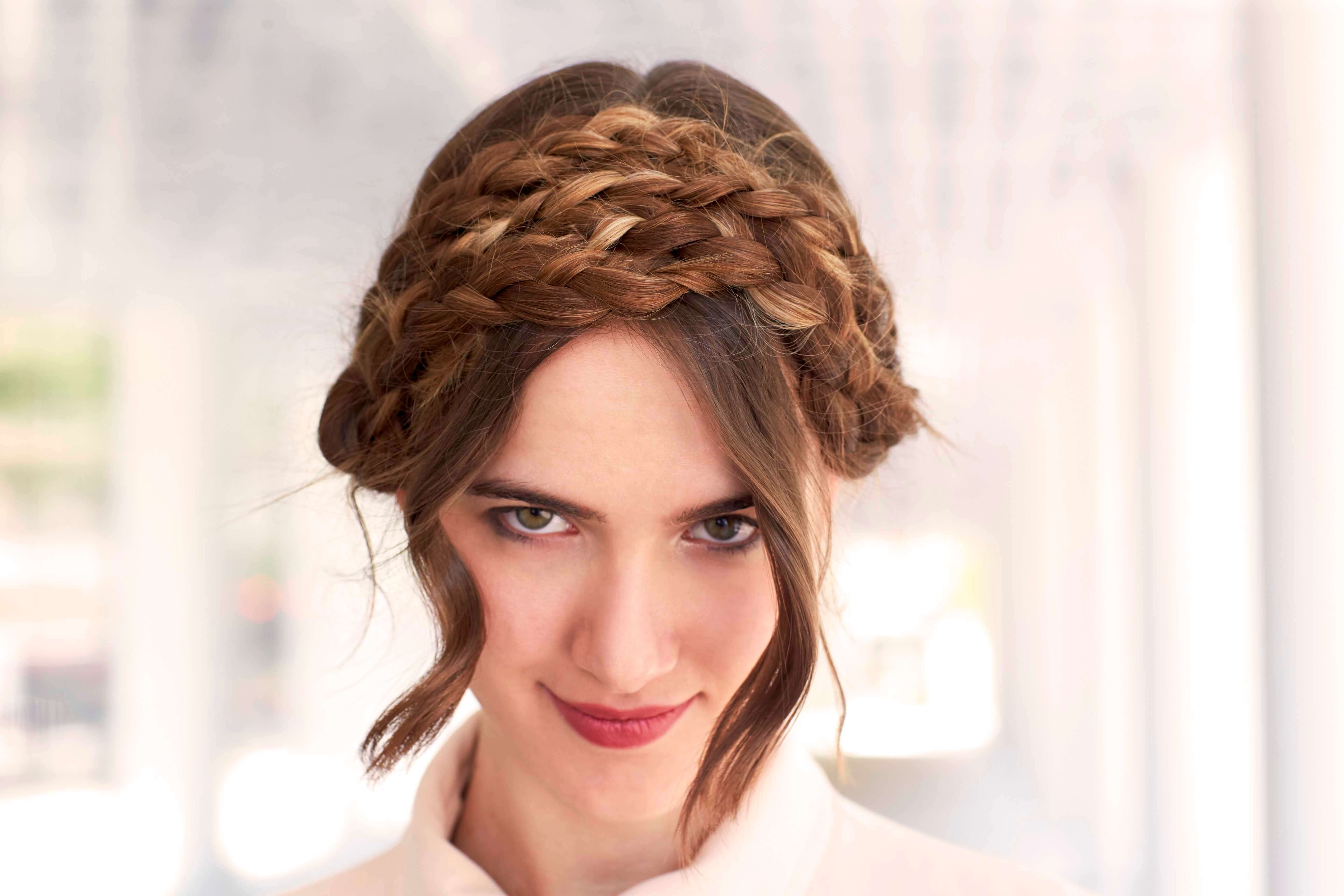 double milkmai braids easy braided hairstyles