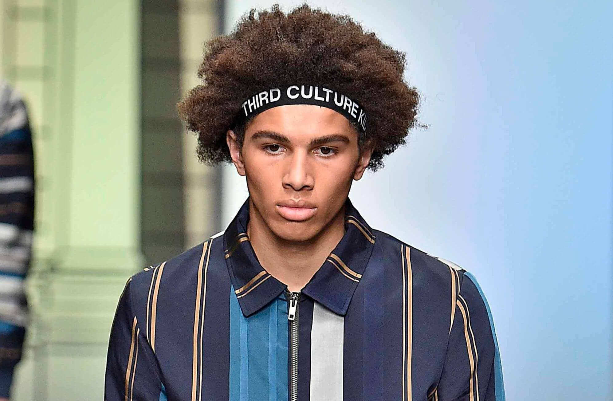 London Collections Men Ss17 Runway Hair Trends