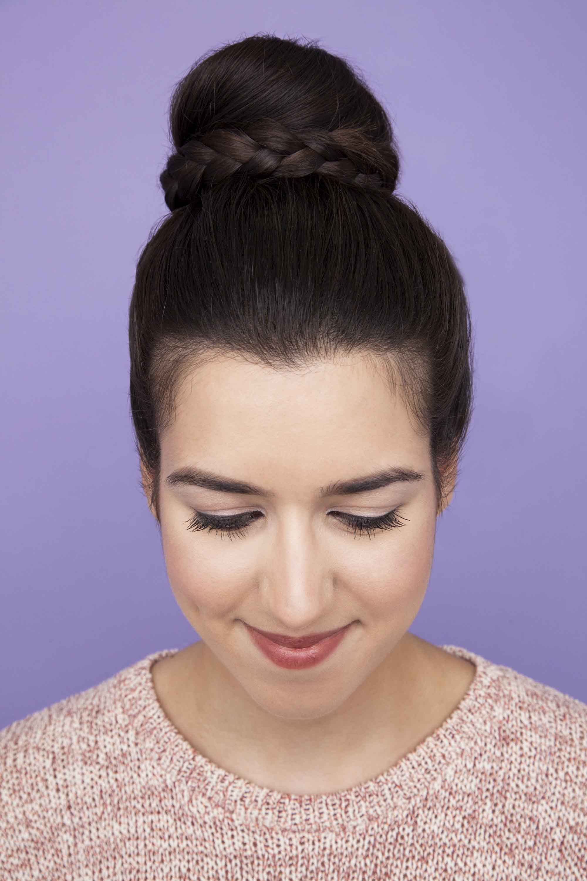 5 simple updos for long hair you can wear from day to night