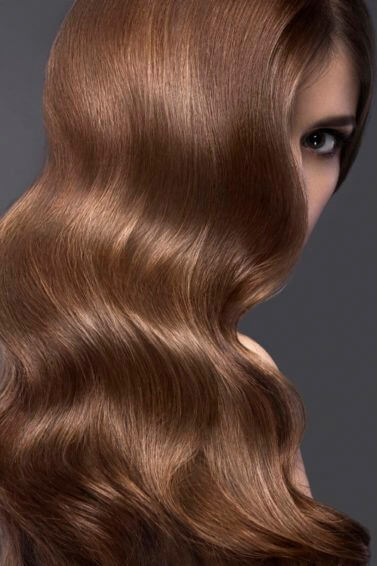 what is a hair glossing treatment?