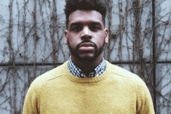 Afro hairstyles for men high top fade