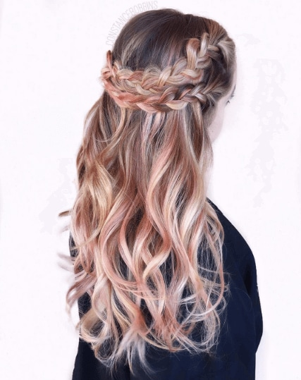 14 pretty pink ombre hair looks that we love all things