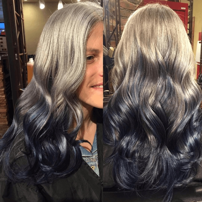 Reverse Ombre 7 Looks On Instagram That Will Convince You All
