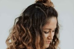 Casual hairstyles: All Things Hair - IMAGE - hun