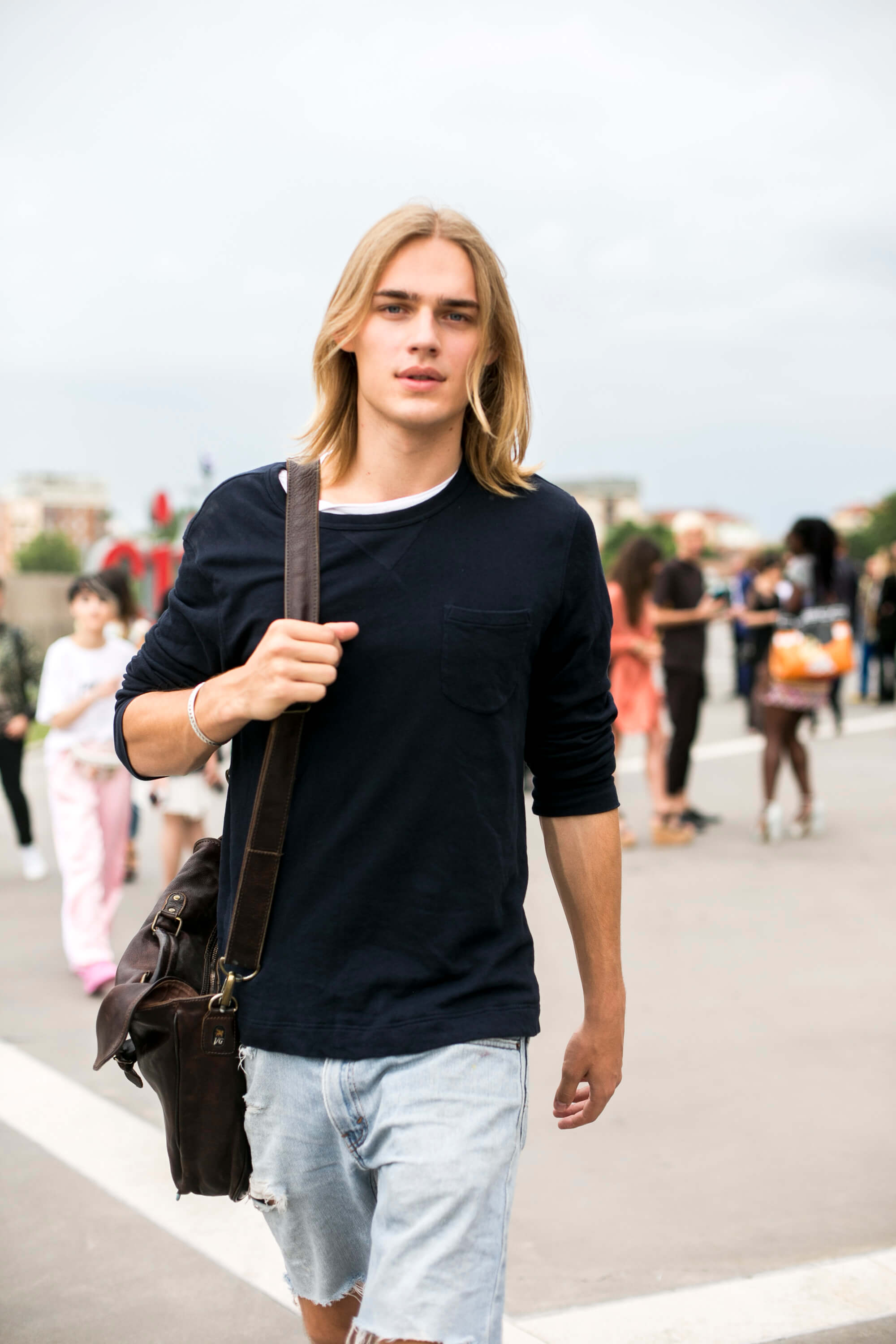 Long Hairstyles For Men 2016 The Looks To Try Now
