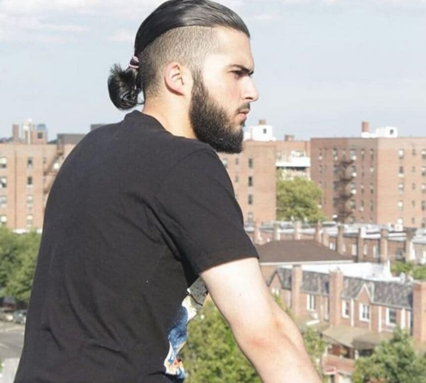 Man Buns The Best Looks Of All Time