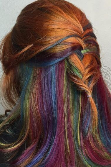 14 Stunning Ideas For Brown Hair With Blonde Highlights All Things