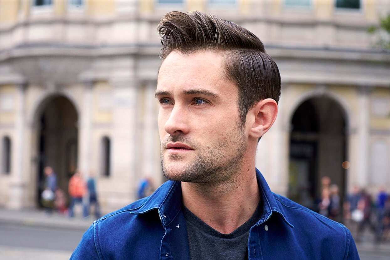 5 Variations Of The Quiff Hairstyle You Should Try Now