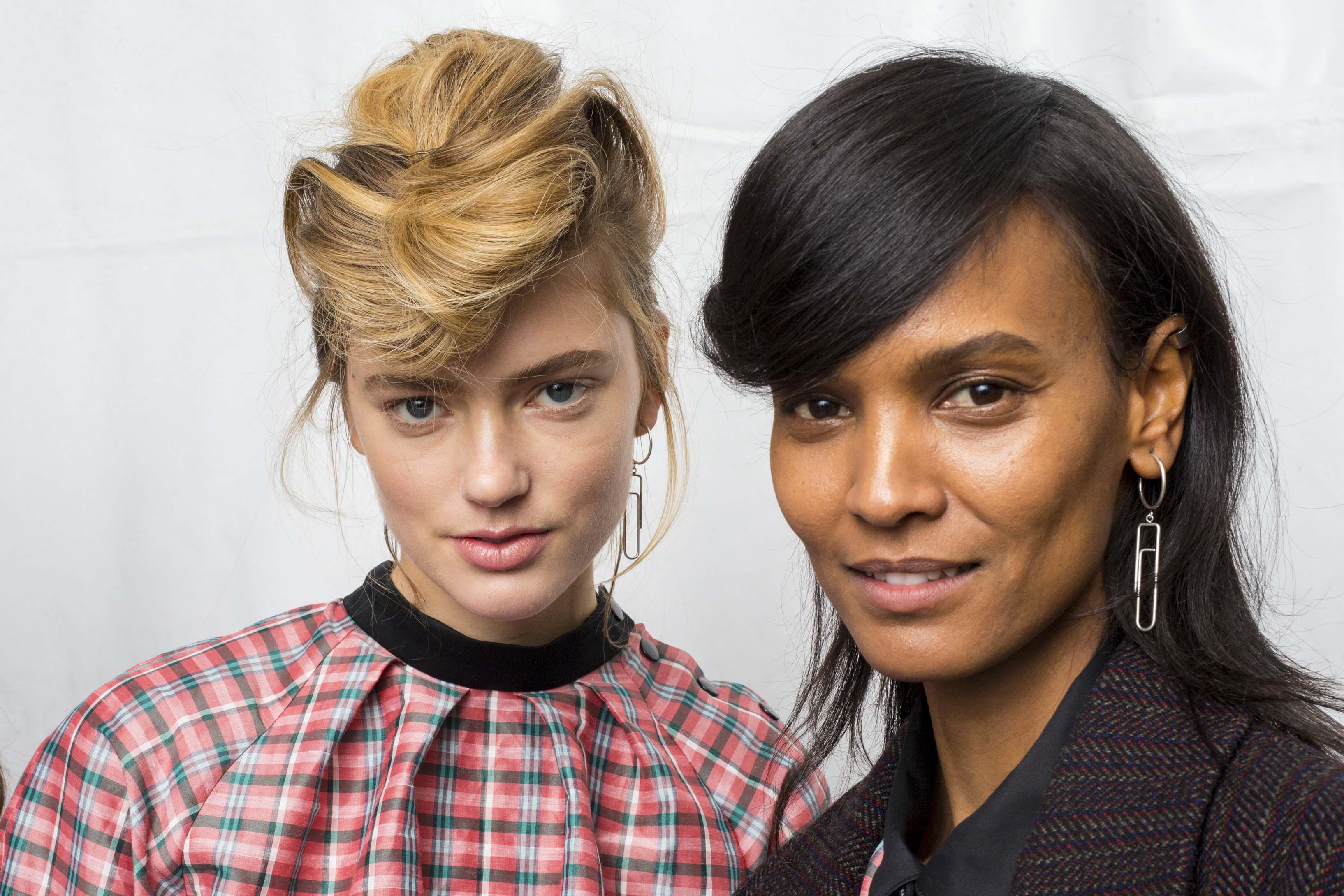 6 Great Hairstyles Thatll Take You Straight From Desk To Dinner