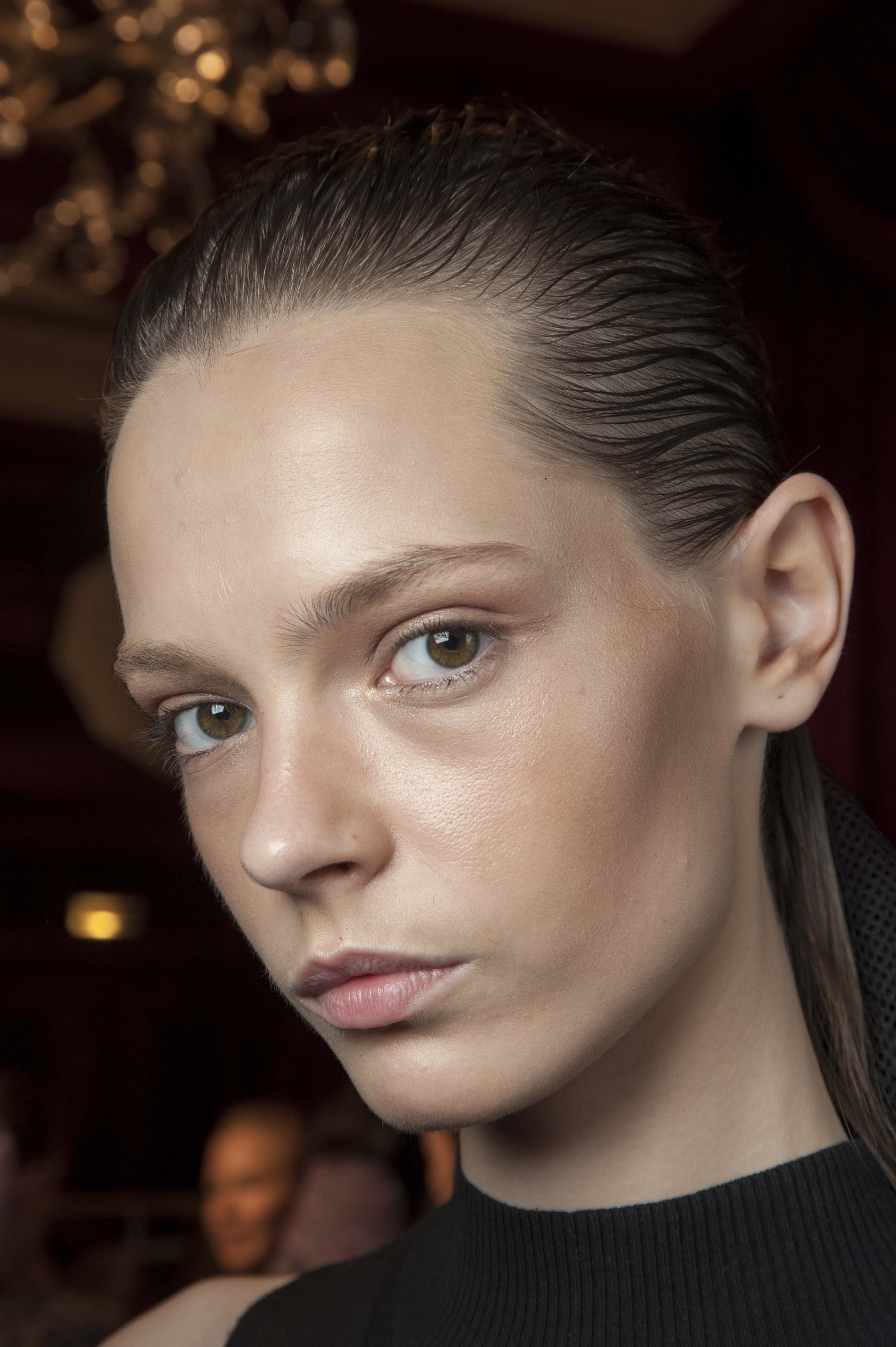 how to achieve the wet hair look