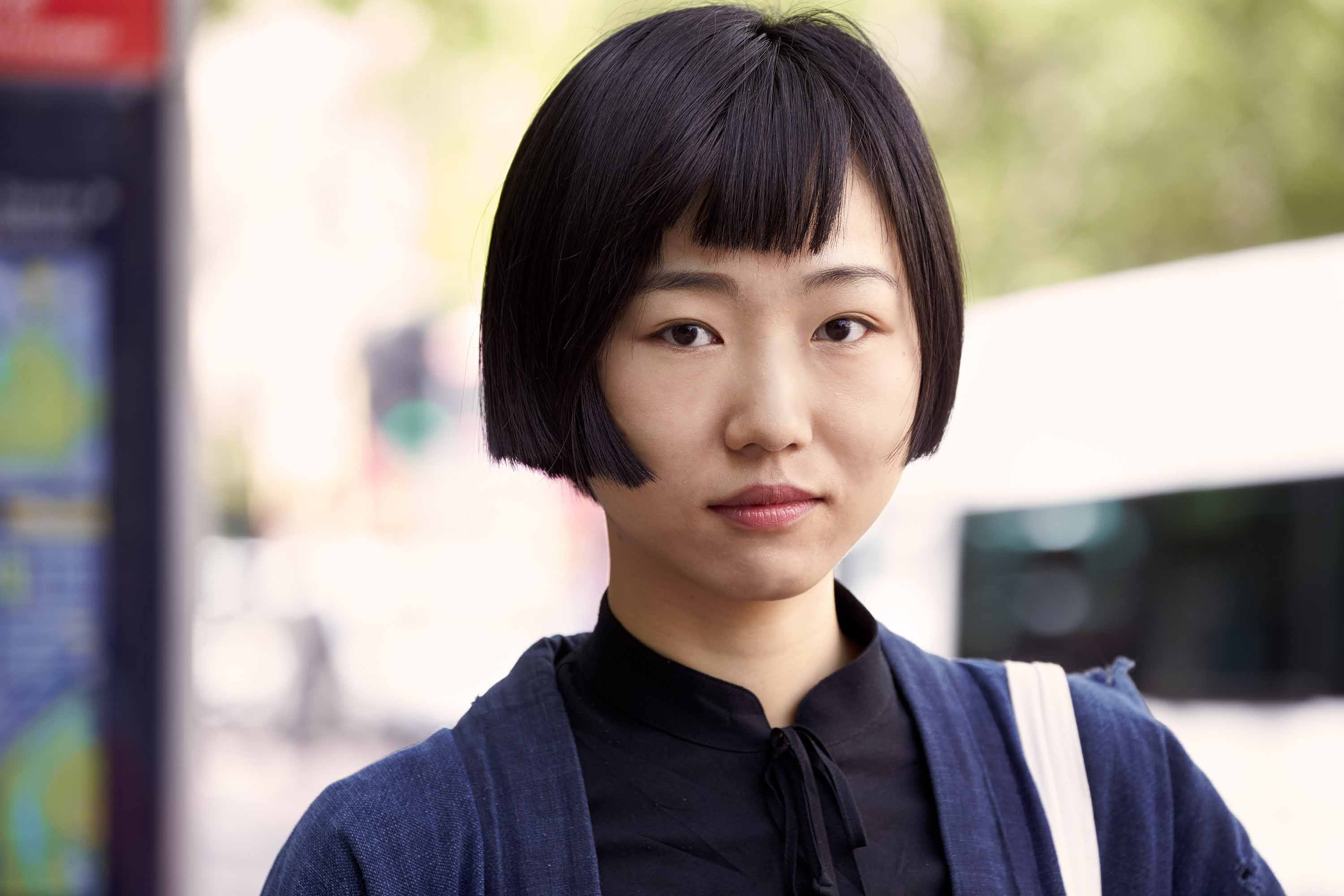 Fashionable haircuts: bob haircut on Asian hair