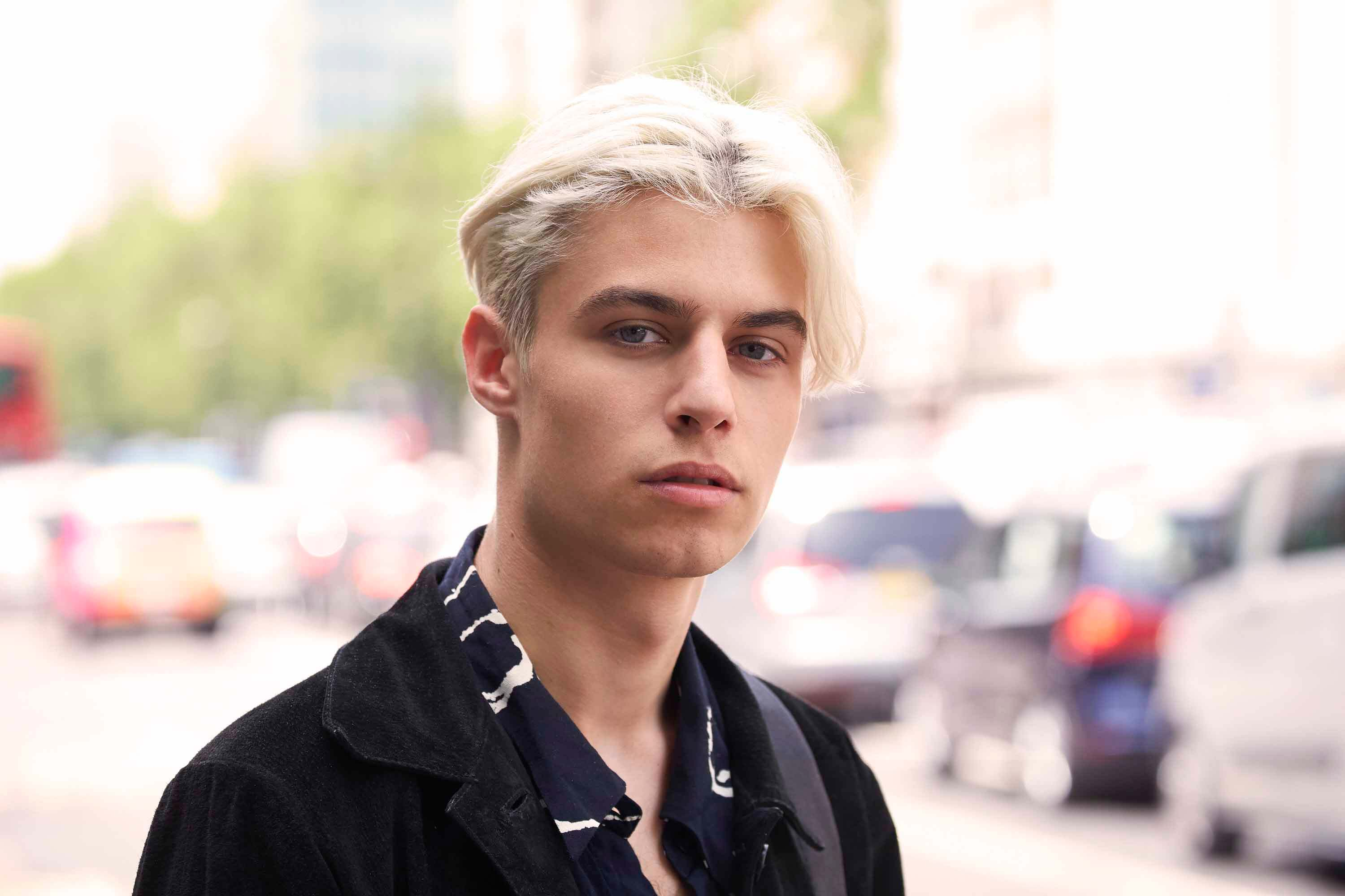Mens Hairstyles 2019 Uk: London Collections Men 2016: Street Style Hair Trends