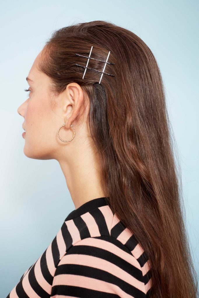 How To Pin Curl Long Hair Extension?