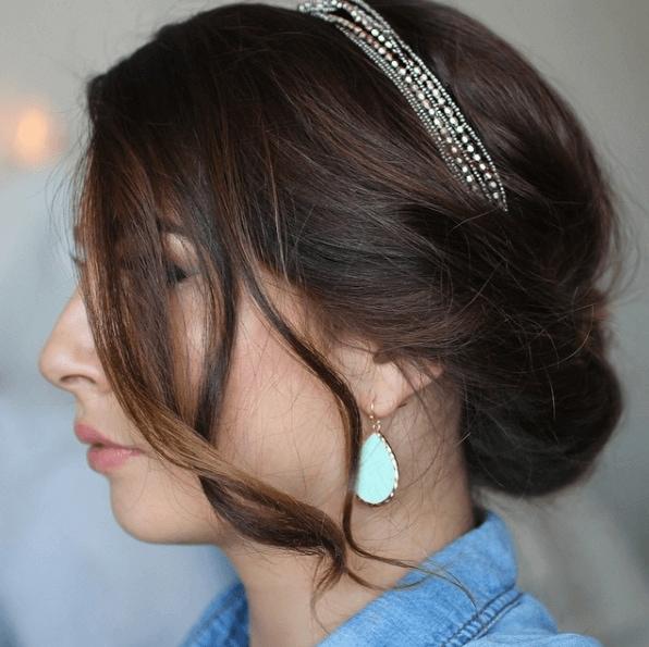 headband inspiration hairstyles