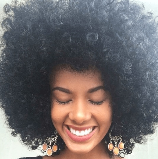 Afro hairstyles: halo afro hairstyles the classic